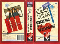 K 3 dancing on the valentine VHS · VIDEO COLLECTION-EMI · FRANCE · PMF 180005 duran duran wikipedia