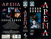 Arena usa VHS · THORN EMI HBO VIDEO · USA · TVF 2789 wikipedia duran duran