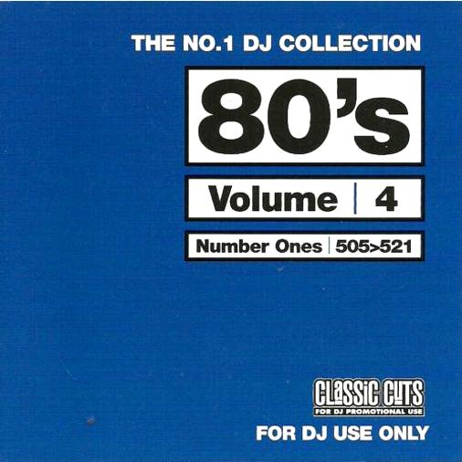 Mastermix: The No 1 DJ Collection - 80's Volume 4 | Duran