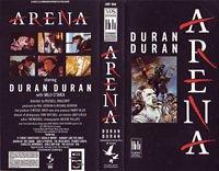 Arena reissue VHS · PMI-EMI · UK · CMV 1062 duran duran wikipedia