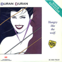 Duran duran hungry like the wolf promo italy