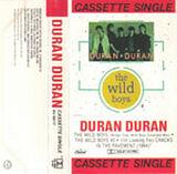 6 the wild boys single song duran duran CAPITOL · USA · 4V-8617 cassette discography discogs wiki