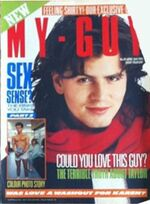 My guy magazine wikipedia april 1986 duran duran