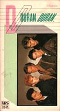 VHS · TOSHIBA-EMI · JAPAN · TT16-1039H duran duran video wikipedia