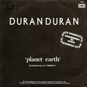 36x planet earth spain P-058 duran duran discography