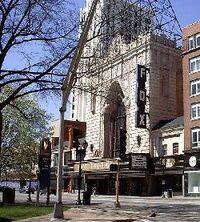 Fox Theatre, St. Louis wikipedia duran duran