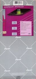 Rio longbox album wikipedia CDP 7 46003 2 duran duran