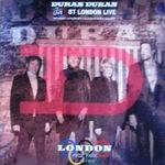 1 DURAN DURAN BT London Live London Hyde Park 2012 voodoo records wikipedia discogs duran duran