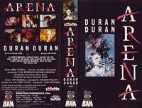 Brazil VHS · VIDEO BAN-STILETTO · BRAZIL · CGC 05 429 097 - 0001-76 wikipedia duran duran video