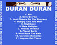 Clutch cargo duran duran wikipedia discogs collection 1