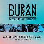 Paper Gods On Tour - Zagreb duran duran bootleg album wikipedia music com
