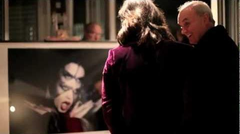 Bei Incubi - A Photographic Exhibition by Nick Rhodes, TV Mania