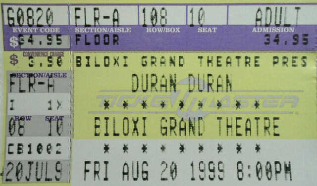 Fileticket Stub Grand Casino Biloxi Ms Usa Wikipedia Duran Duran Com Jpg