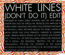 124 white lines don't do it song single uk promo cd duran duran EMI – CDDDDJ 19 discography discogs wikipedia 1