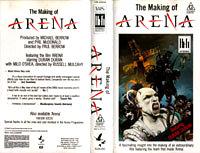 THE MAKING OF ARENA VHS · PMI-EMI · AUSTRALIA · VM 60048 duran duran wikipedia video