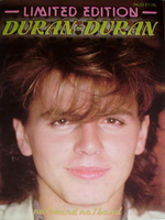 Limited edition no 13 duran duran discogs magazine band
