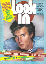 Look-in magazine 1983 no.19 duran duran
