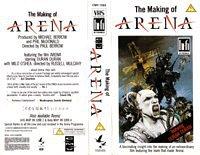 The making of arena 2 VHS · CMV-PMI-EMI · UK · CMV 1063 duran duran wikipedia video