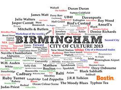 Birmingham city culture 2013 duran duran