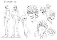 Shijima character sketches