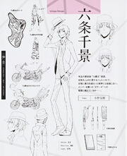 Chikage Character Page