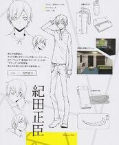 Masaomi character sheet