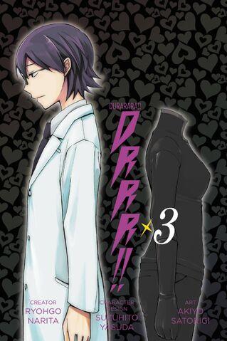 File:Drrr manga vol 3 EN.jpg