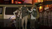 Van and Kyouhei's Gang