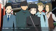 Relay Mikado and van gang