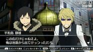 3way standoff alley Izaya and Shizuo