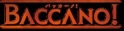 Baccano Wiki-wordmark