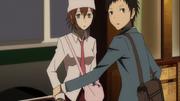 Drrr E09 Mika and Mikado