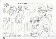 Ginichirou Kuzuhara character sheet