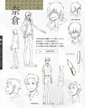 Nakura character sheet