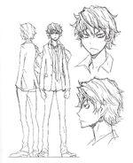 Shou 4.5 Shizuo sketch