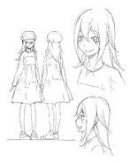 Shou 4.5 Mika sketch