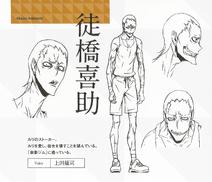 Adabashi character sheet