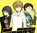 Durarara!! Yellow Scarves Arc Volume 03