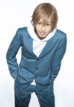 Stage play promo Masaomi