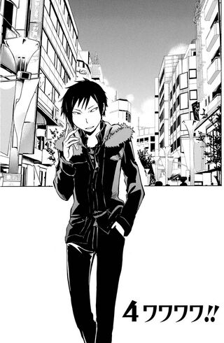 Durarara!! Manga Chapter 004