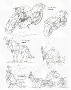 Shooter character sheet
