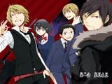 Durarara!! Saika Arc Chapter 001