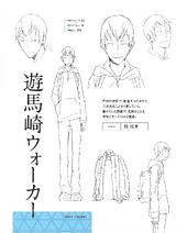 Walker character sheet