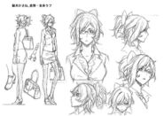 Kasane character sheet