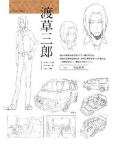 Saburo character sheet