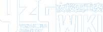 Yozakura Quartet Wiki-wordmark