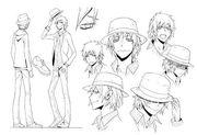 Chikage Rokujou character sheet