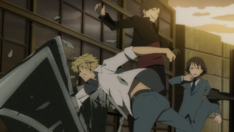 Shizuo Attacks