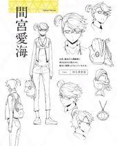 Manami character sheet