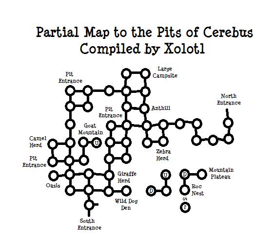Cerebus Pits (Rough)